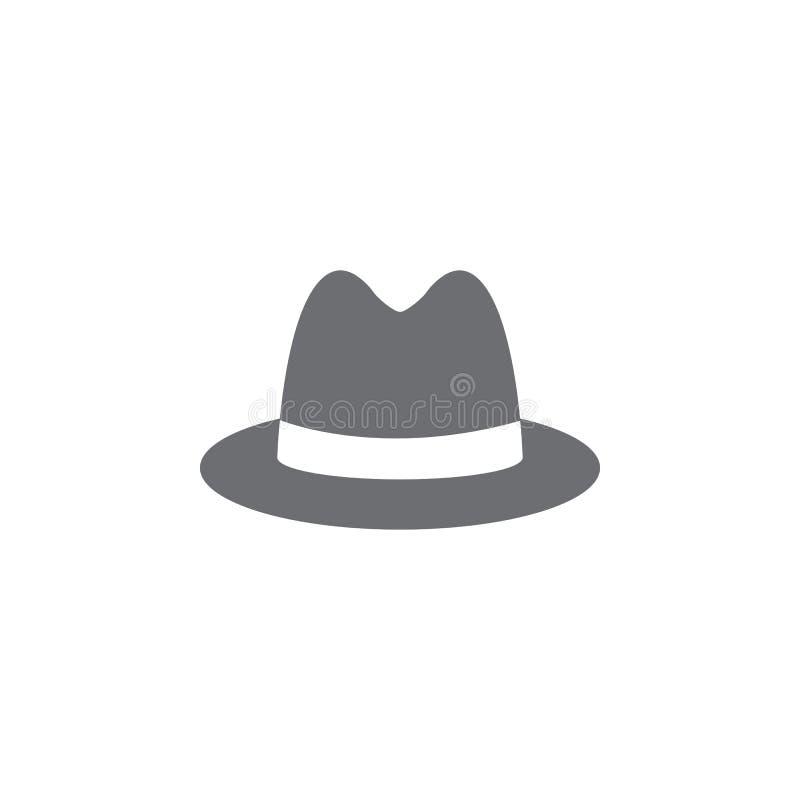 Man Hat Icon. Simple Element Illustration. Man Hat Symbol Design ...