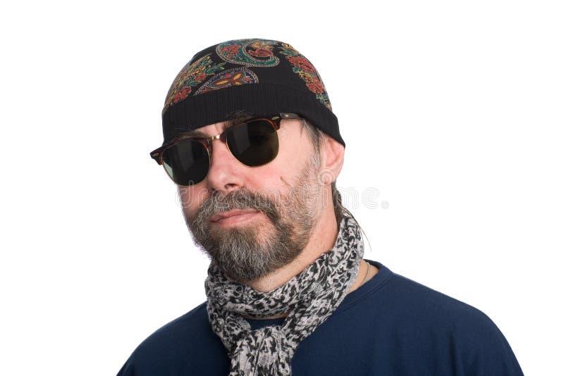 Download Man in a hattock stock photo. Image of hattock, caucasian - 17304424