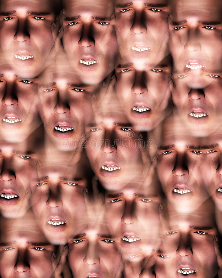 Download Man Head Pain stock image. Image of eyeball, eyeballs - 1991615
