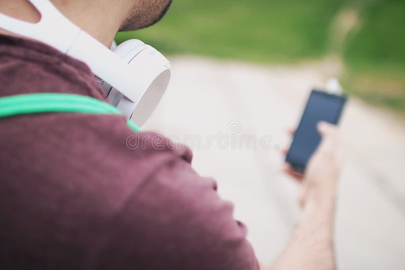 Man With Headphones Free Public Domain Cc0 Image