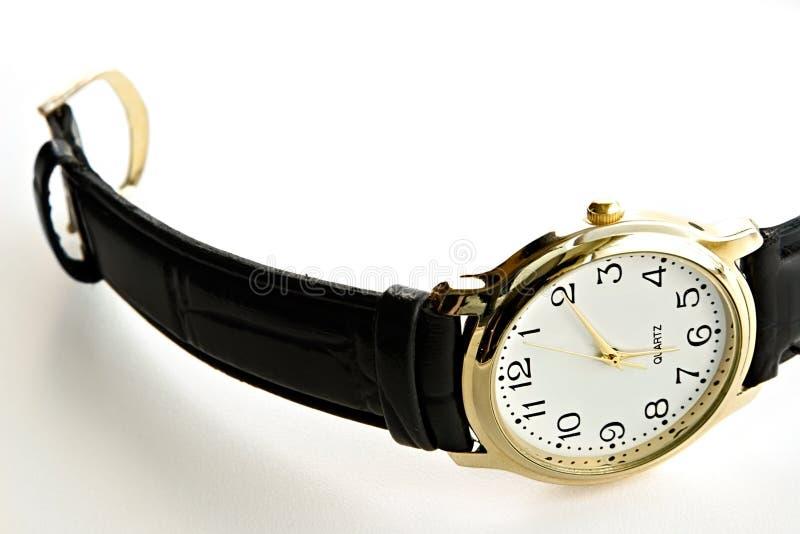 Man horloges stock foto's