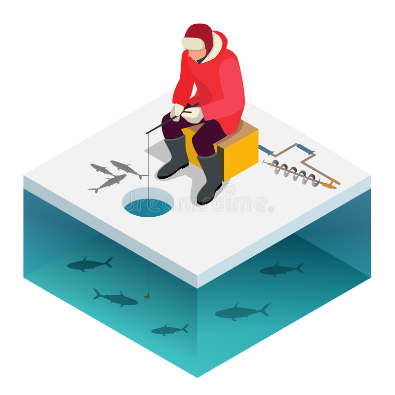 520+ Ice Fishing Svg – SVG,PNG,EPS & DXF File Include