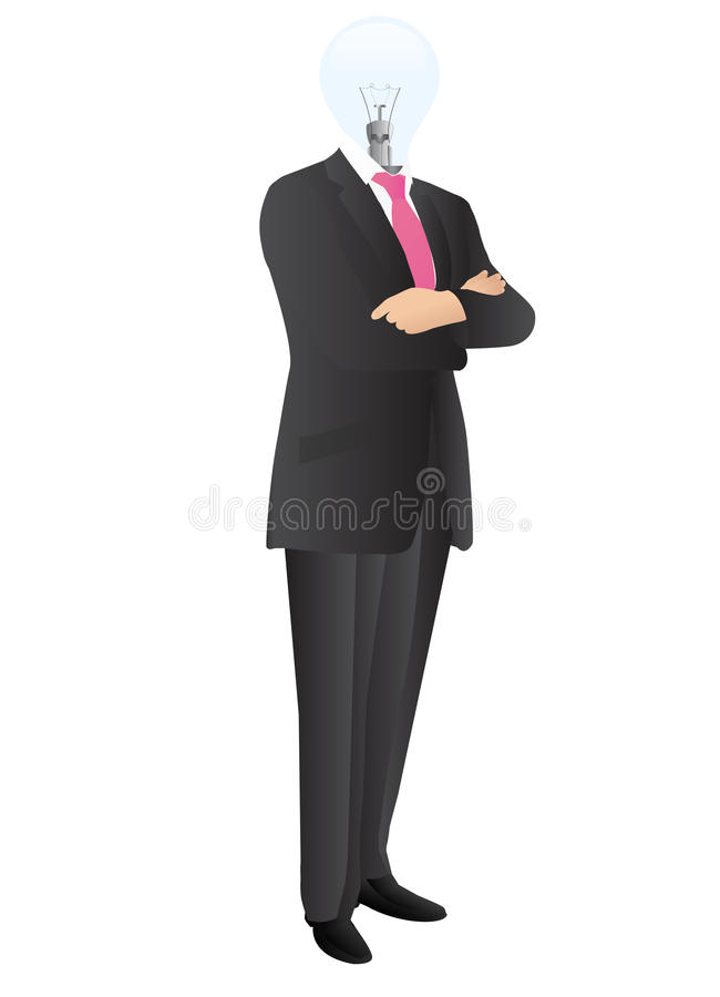 Free Man In Suit Stock Image - 14940971