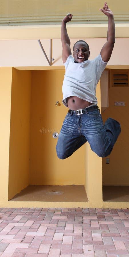 Download Man Jumping stock image. Image of human, position, jump - 6020957