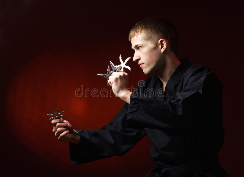 Download Man in kimono stock image. Image of adult, exercise, aikido - 30647039