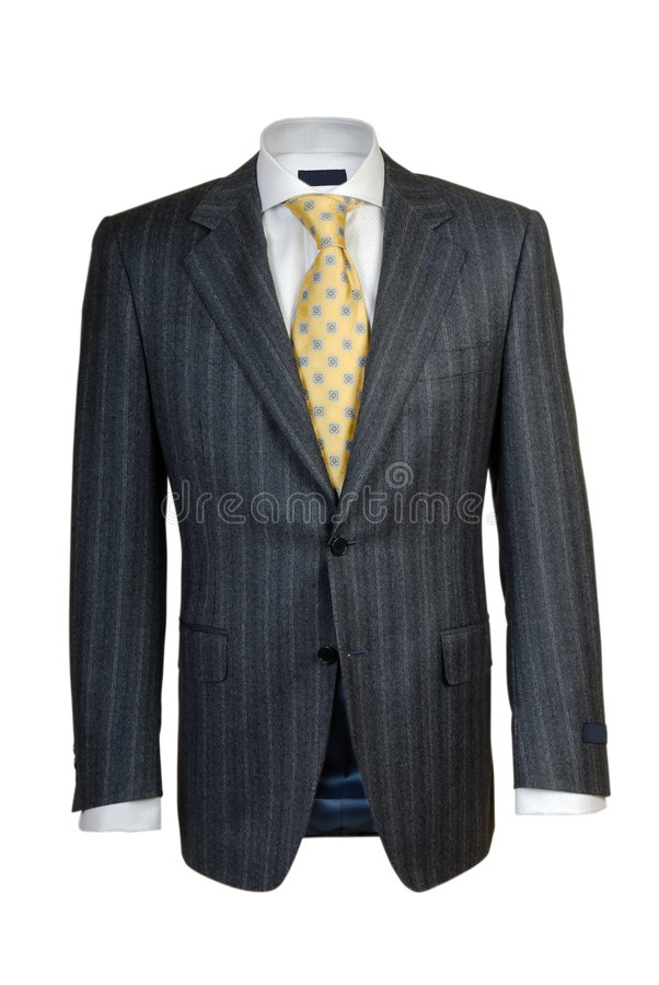 Man kostuum royalty-vrije stock foto