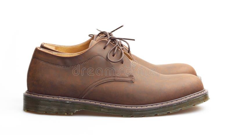 Man laarzen royalty-vrije stock fotografie