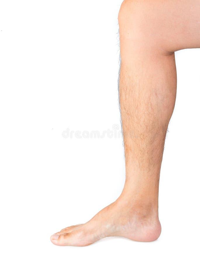 Free Man Leg Royalty Free Stock Photo - 155666745