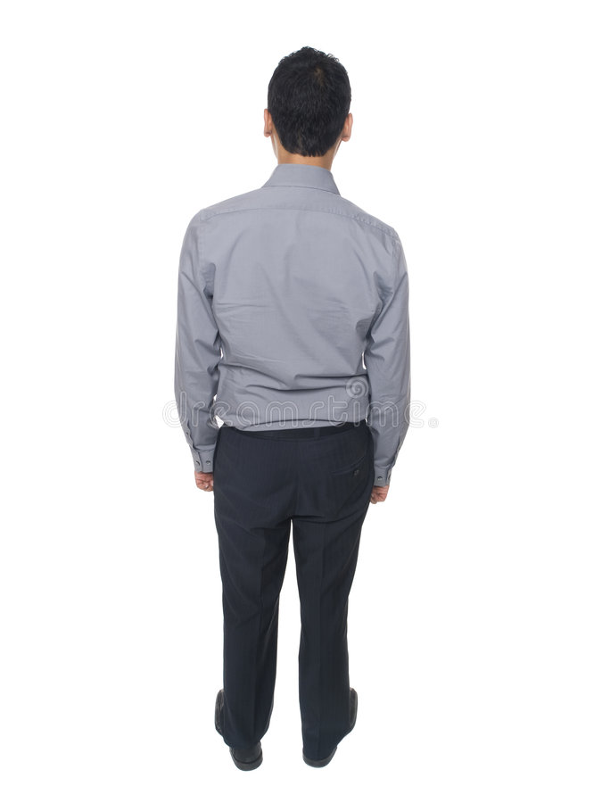 Download Man Looking Into The Distance Stock Photo - Image: 6364528