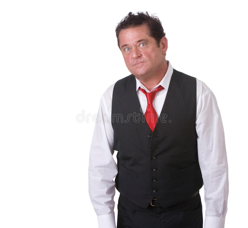 Download Man Looking Stressed Stock Photo - Image: 11071290