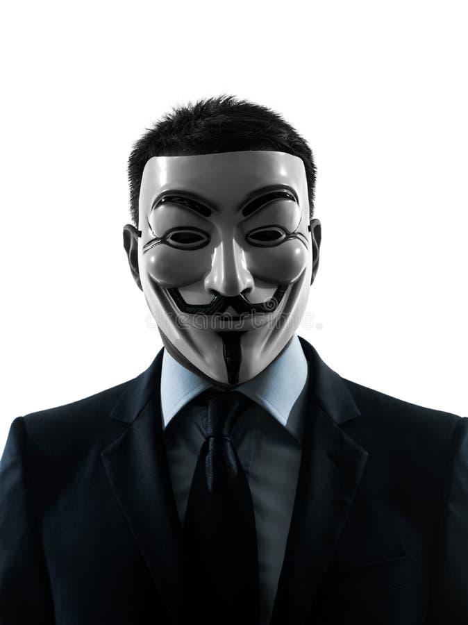 Download Man Maskerad Anonym Gruppkonturstående Redaktionell Arkivfoto - Bild av upplagor, kamera: 37348143