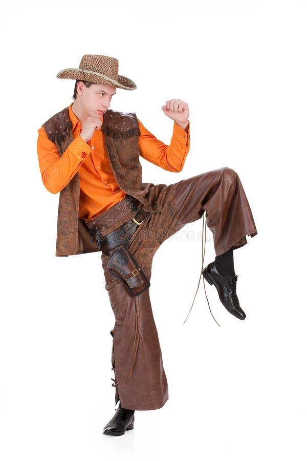 Download Man In Masquerade Clothing stock image. Image of cowboy - 12920013