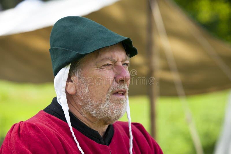 Download Man in medieval costume. editorial image. Image of older - 33470990