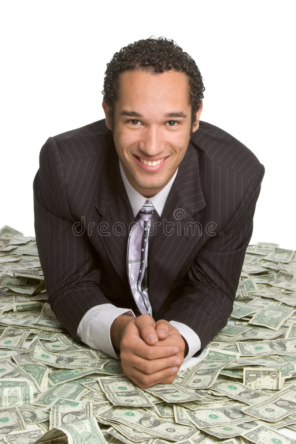 Download Man with Money stock photo. Image of people, cash, smile - 3840520