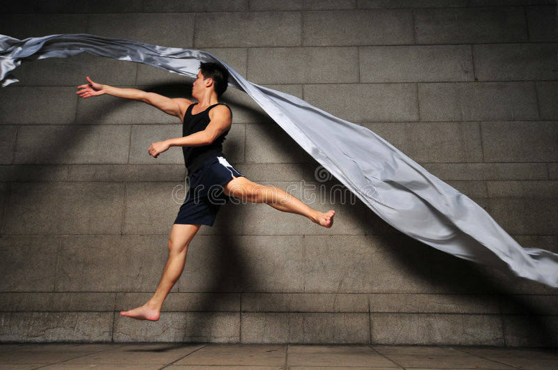 Download Man in Motion 16 stock photo. Image of move, beijing, cloth - 6092594