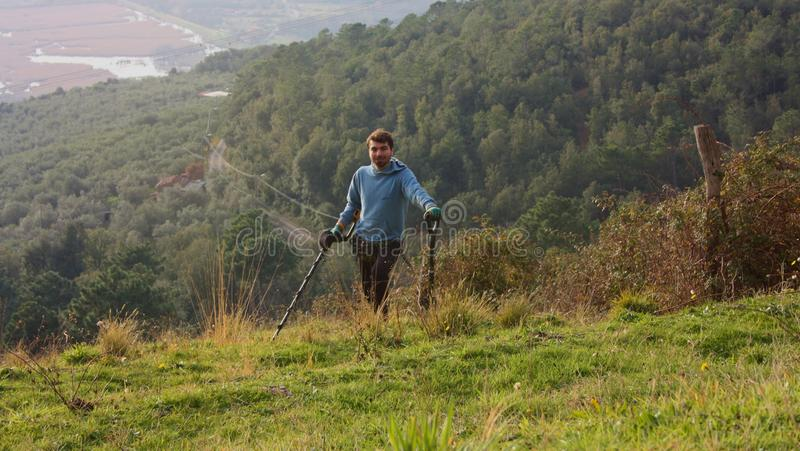 Jew Detector: People,metal Detecting Editorial Stock Photo. Image Of