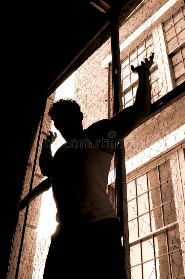 Download Man of mystery stock photo. Image of urban, alone, sillouette - 1130608