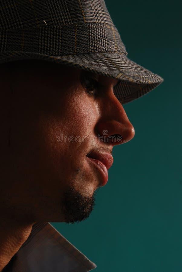Man of mystery royalty free stock photos