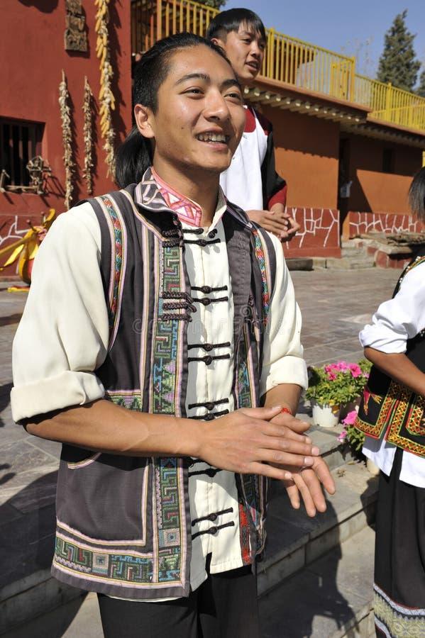 Free Man Of The Yi Minority, China Stock Image - 29111681