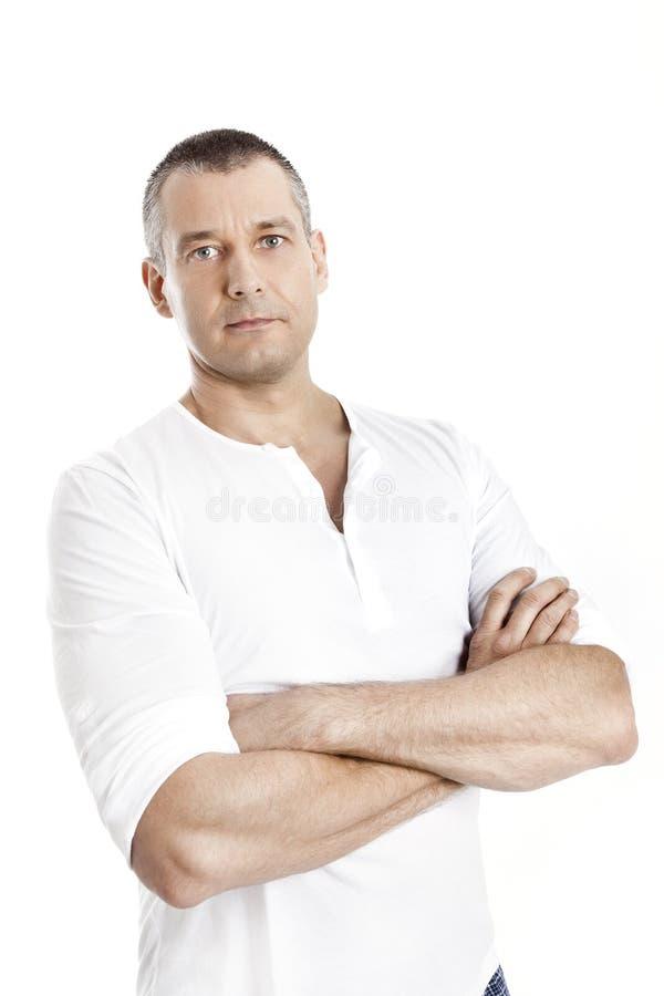 Download Man In Pajamas Stock Photography - Image: 22516592