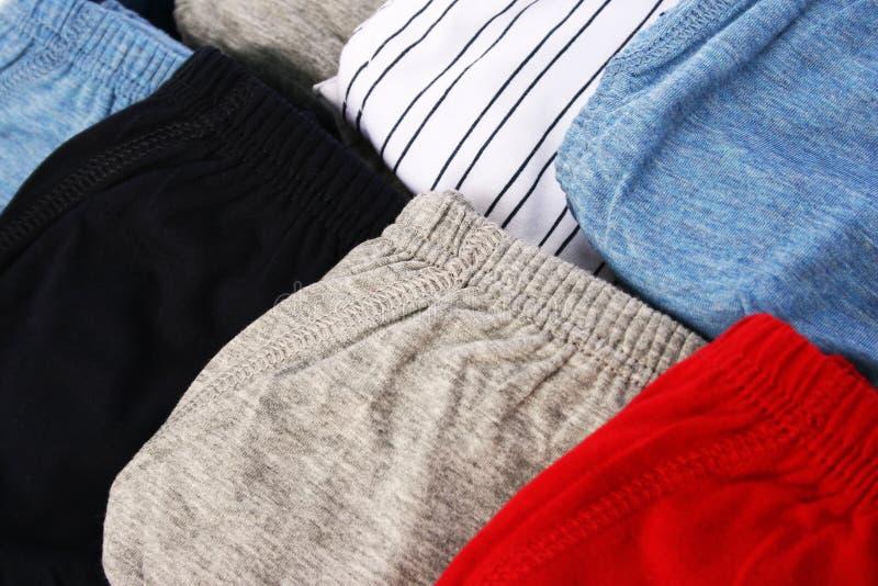 Man panties royalty free stock photos