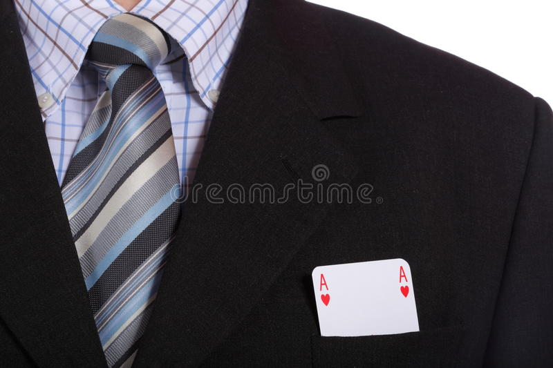 Download Man and playing cards stock photo. Image of game, playing - 24830494