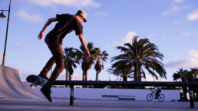 Man Playing Skateboard During Daytime Free Public Domain Cc0 Image