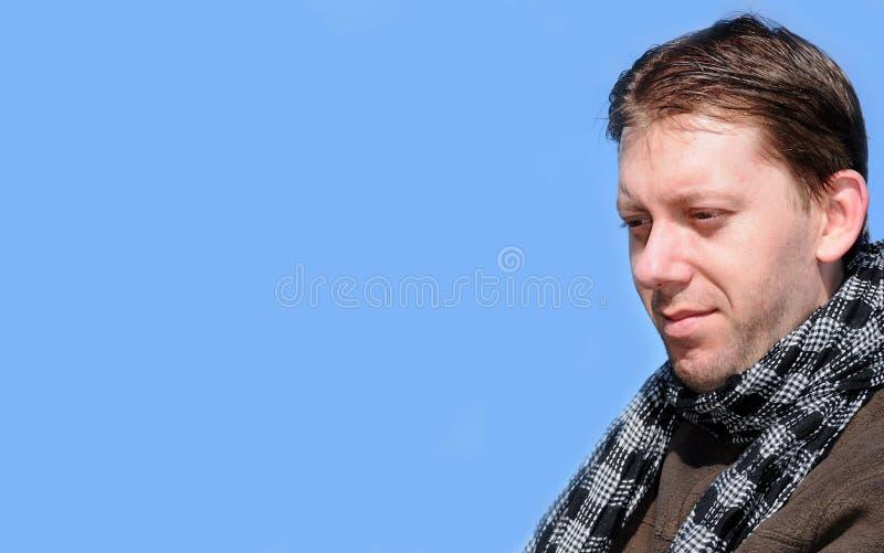 Download Man portrait stock photo. Image of fashionable, fashion - 13236472