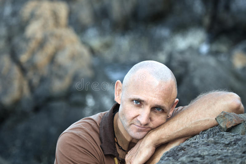 Download Man portrait stock photo. Image of masculinity, fashion - 14258150