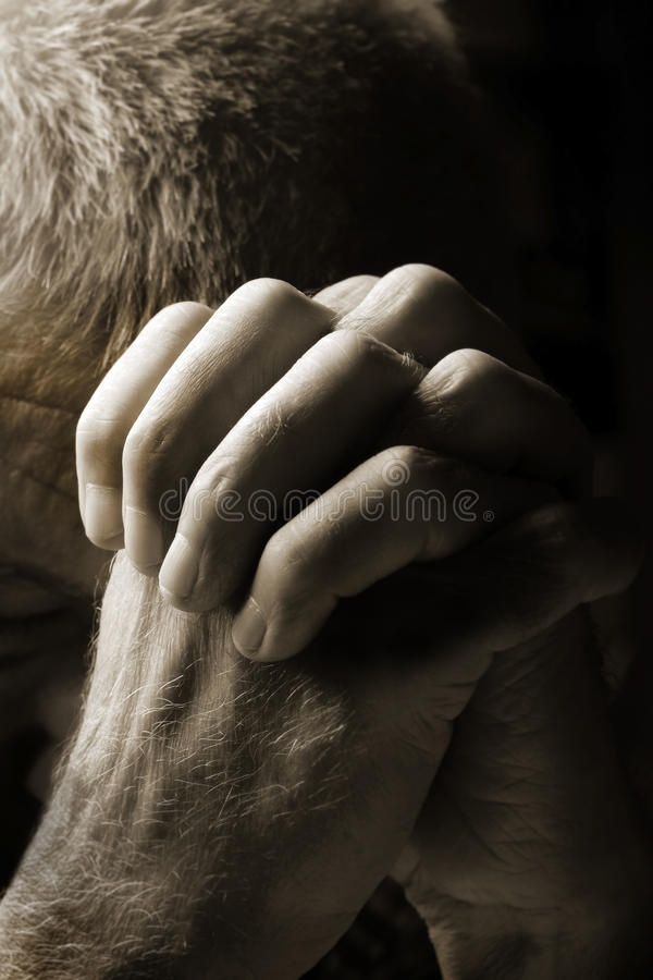 Download Man Praying stock image. Image of religion, christianity - 16665133