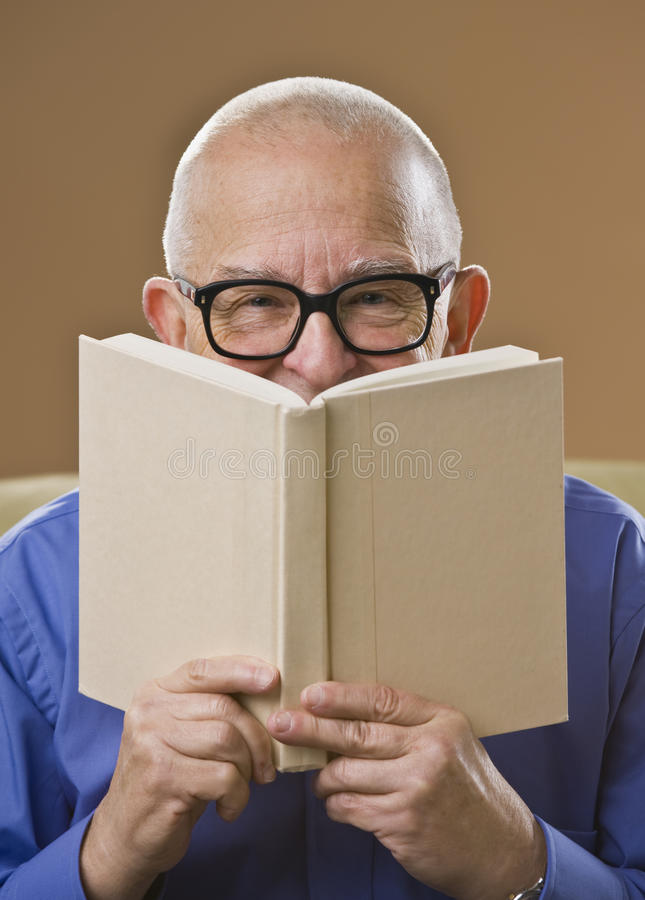 Download Man Reading Book stock photo. Image of read, dressed - 10011446