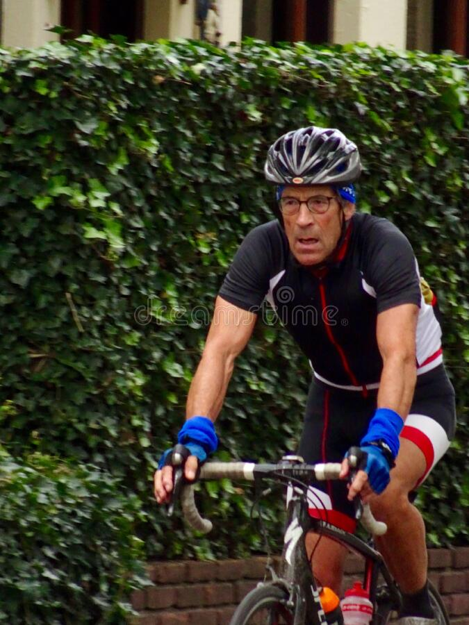 Man On Road Bike Free Public Domain Cc0 Image