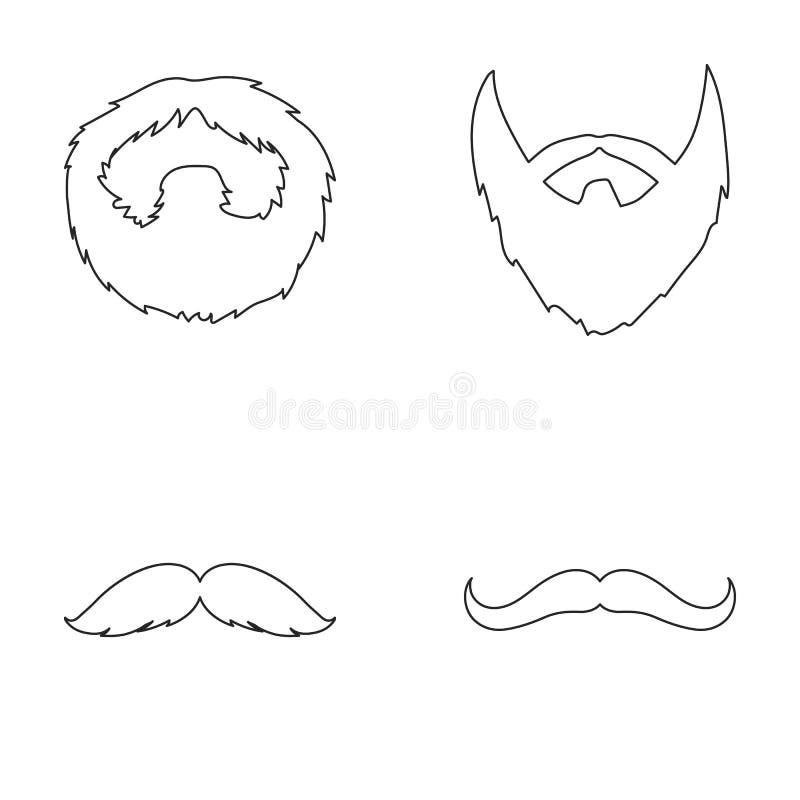 Beard outline - photo#46