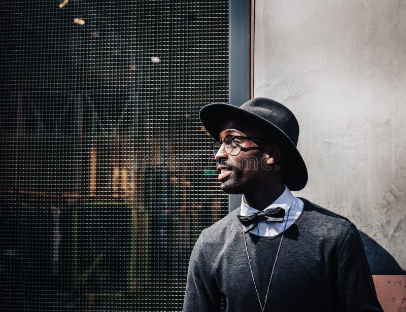 Man's Black Hat Free Public Domain Cc0 Image