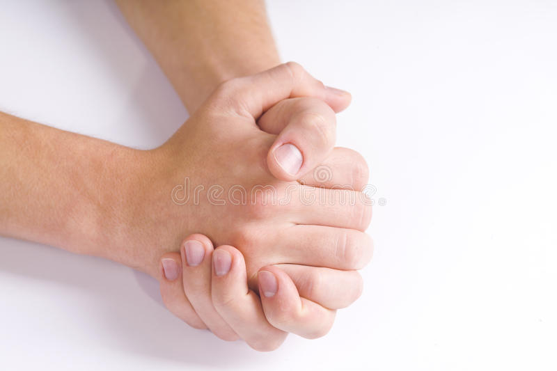 Download Man's hands stock image. Image of black, color, people - 26473973