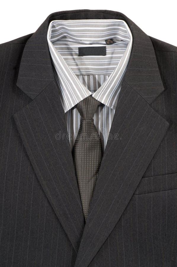 Free Man S Jacket, Shirt, Tie. Royalty Free Stock Image - 11966596