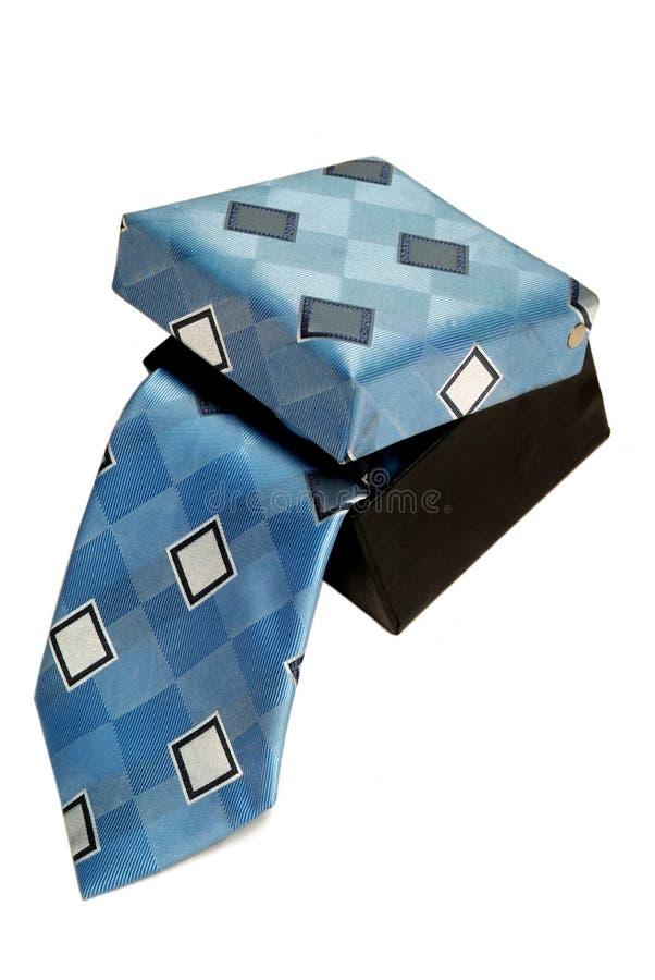 Man's tie stock image