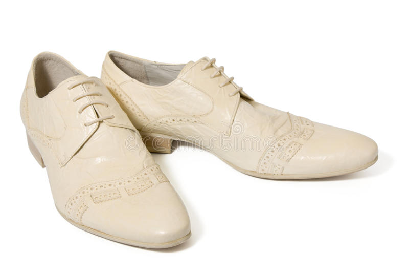 Man schoenen stock foto's