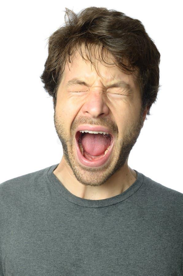 Download Man Screaming Stock Photos - Image: 19600053