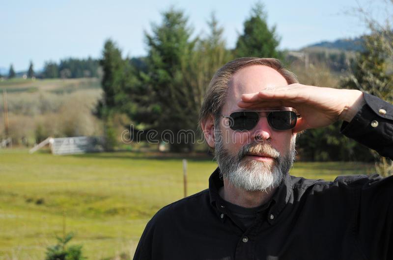 Man Searching Stock Images