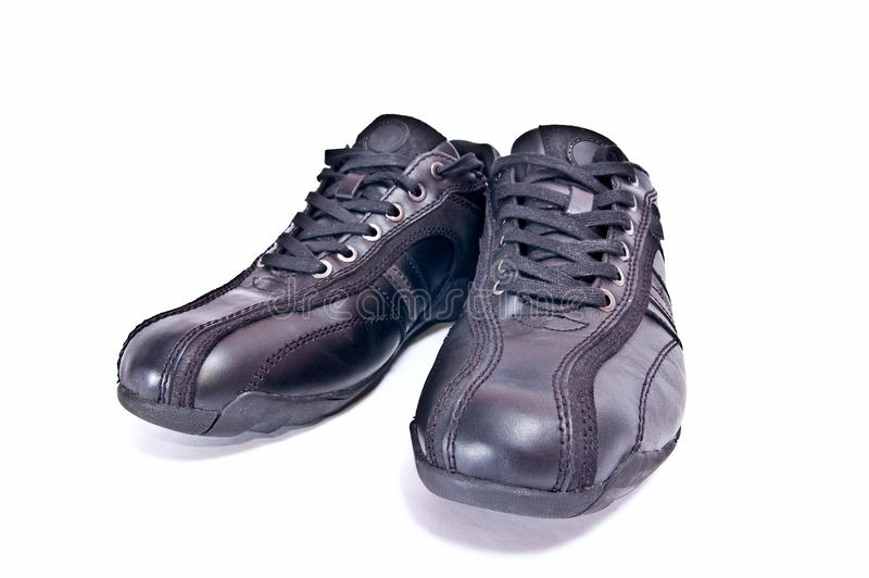 Download Man shoes stock image. Image of human, running, silver - 13468259