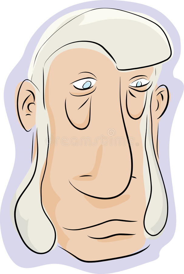 Download Man With Sideburns stock vector. Illustration of caricature - 28064559