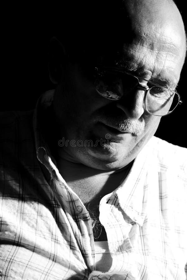 Download Man Sleeping stock image. Image of hair, misery, look - 3369623