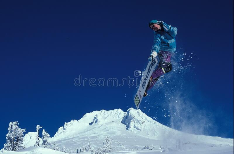 Man Snowboarding During Daytime Free Public Domain Cc0 Image