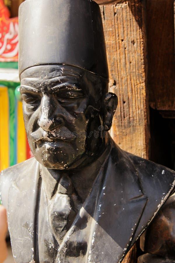 Man& x27 ; statue de s photos libres de droits