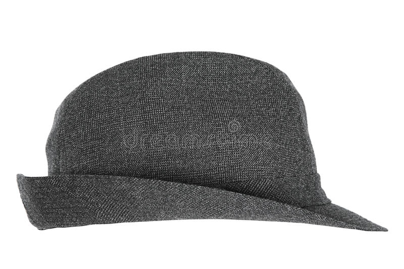 Download Man style hat stock image. Image of white, photography - 21925679