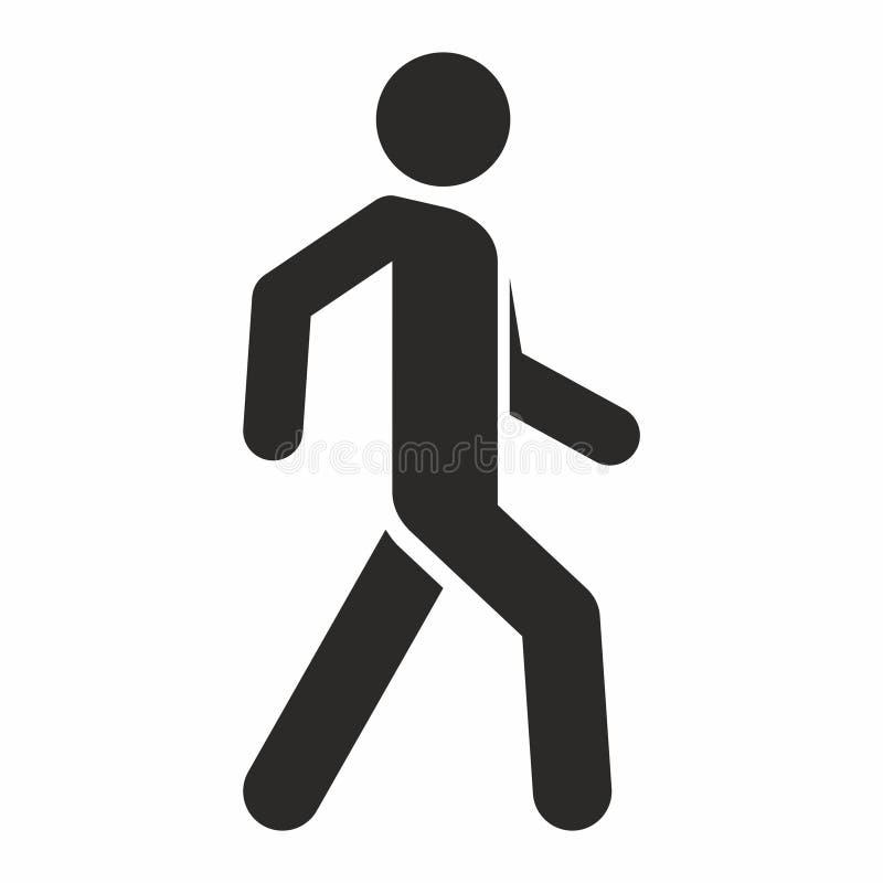 man walk icon walking man vector icon people walk sign illustration stock vector illustration of urban help 174456641 man walk icon walking man vector icon