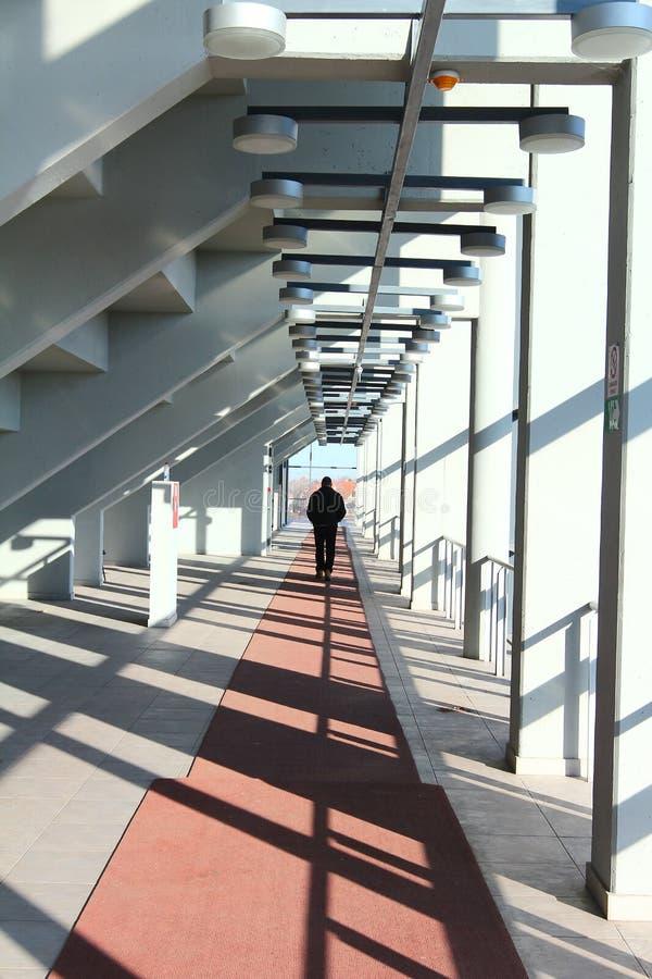 Corridors of life royalty free stock photography