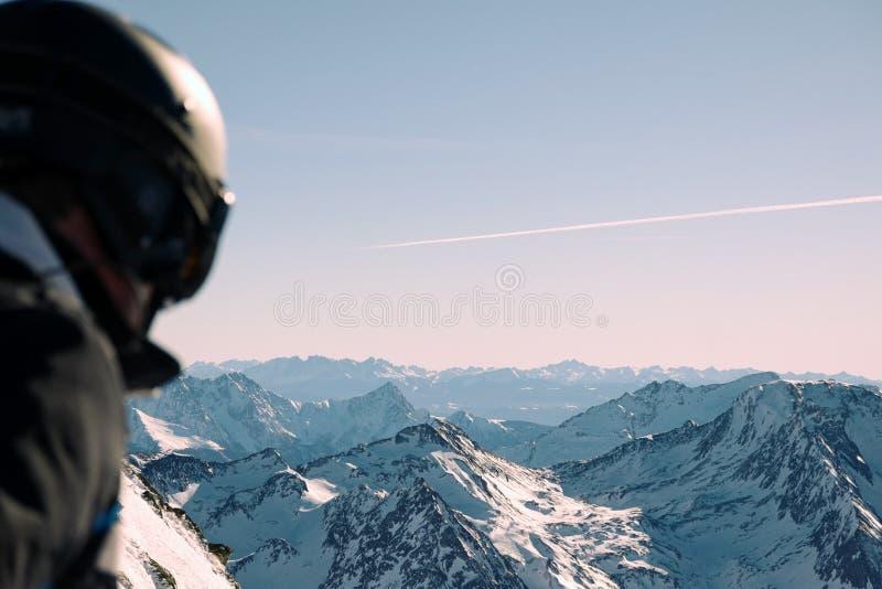Man Wearing Snow Goggles Free Public Domain Cc0 Image