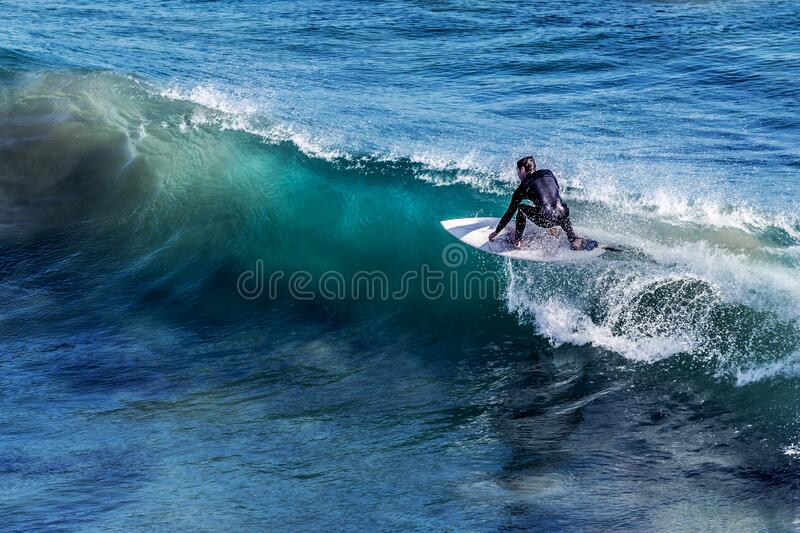 Man In White Surfboard Free Public Domain Cc0 Image